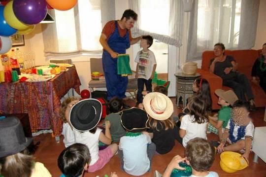 màgia per aniversaris barcelona