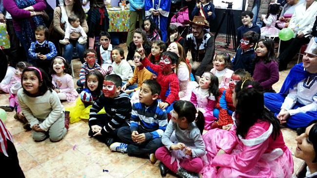 Aniversaris infantils barcelona